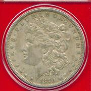 1879 P Morgan Silver Dollar