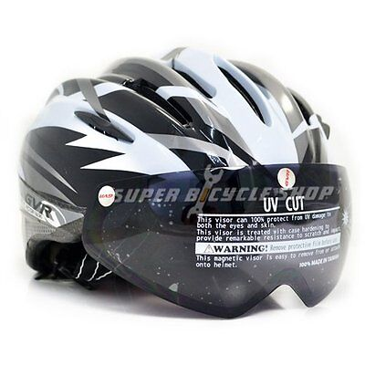 Taiwan GVR Sport Helmet Magnetic Visor Part Dimcolor  Free Shipping !