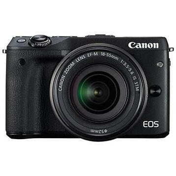 Canon EOS M3 + 18-55mm STM OUTLET model
