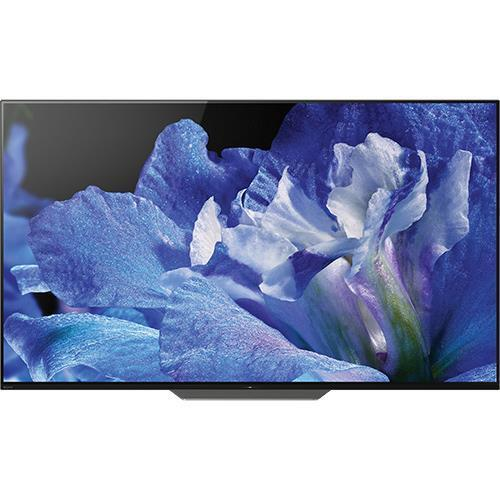 """Sony Xbr65a8f 65"""" Class Smart Bravia Oled 4k Hdr Tv With Android Tv"""