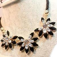 BRAND NEW: Bib Statement Necklaces --> 2 for $15