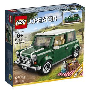 Lego Creator Expert 10242 Mini Cooper complet Briques Cité