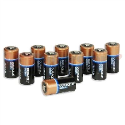 Zoll Aed Plus Battery Replacement Set Of 10 Batteries - 8000-0807-01 - New