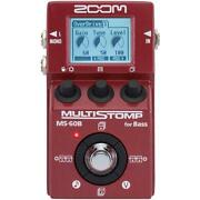 Zoom Bass Pedal