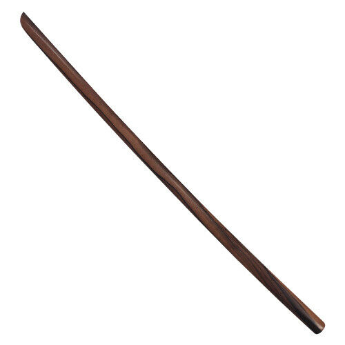 Bokken Wood Training Kali Escrima Arnis Silat Sword Kamagong Katana Shape
