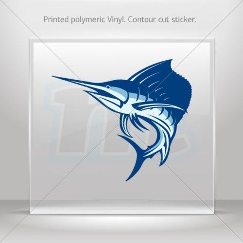 Marlin decal ebay