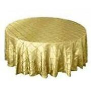 Pintuck Tablecloth