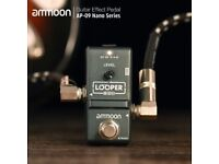 Ammoon Loop Looper Pedal