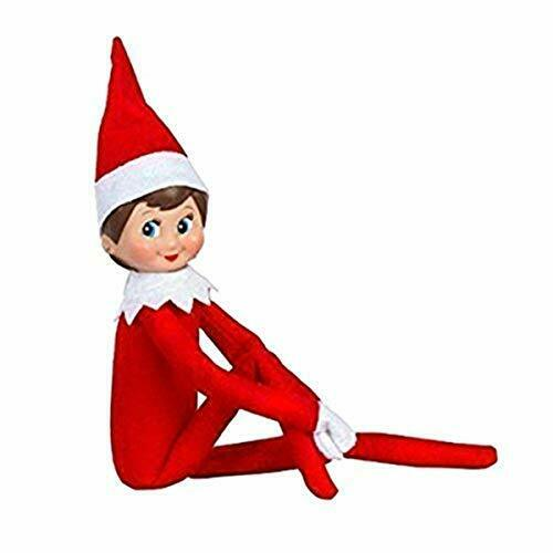 The Elf on the Shelf Christmas GIRL Doll BRAND NEW No Book DOLL ONLY No Box