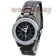 Ladies Diamond Watch Band