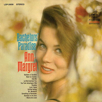 Ann Margret   Bachelors Paradise  New Cd  Manufactured On Demand