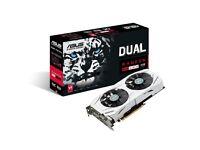 AMD ASUS RX 480 8GB £300 o.n.o