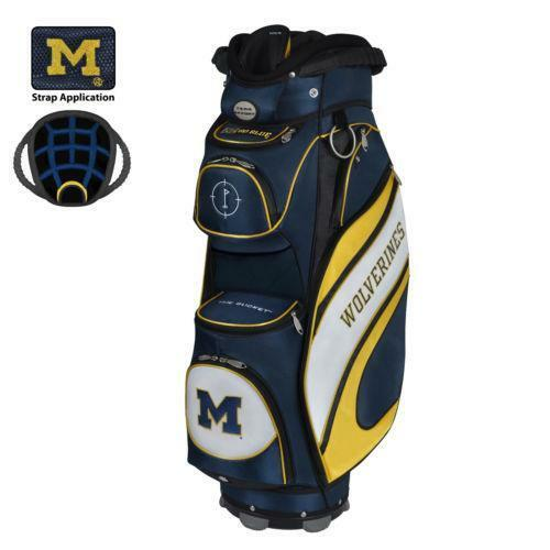 Michigan Golf Bag Ebay
