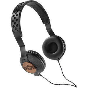 Marley Liberate Midnight Headphones - Black- BRAND NEW IN BOX