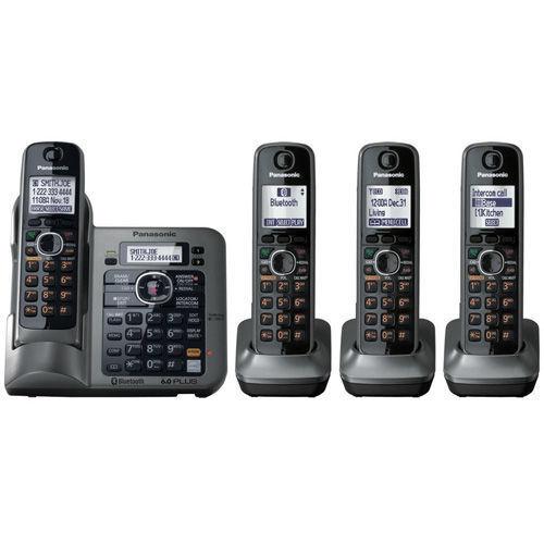 Panasonic KX-TG7644M Cordless Telephone
