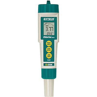 Extech Cl200 Exstik Waterproof Chlorine Meter Down To 0.01ppm