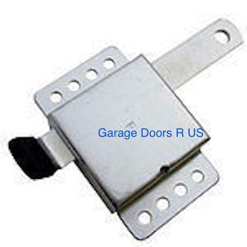 Slide Lock Door Install: Garage Door Slide Lock