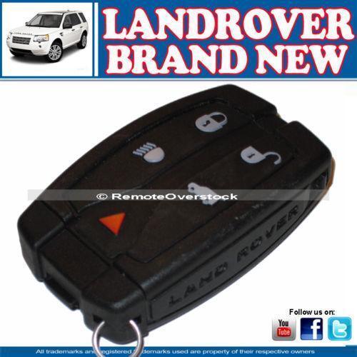 Land Rover LR2 Key