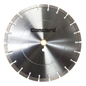 NEW Concord Blades SSB140C15CP 14 Inch 15mm Segment General Purpose Premium