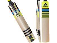 Unused Adidas Pellara cricket bat