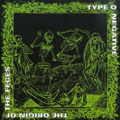 Type O Negative - Origin of Feces [New CD] Germany - - Halloween Type O Negative
