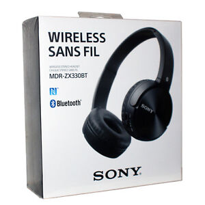 SONY Wireless Stereo Headset MDR-ZX330BT London Ontario image 1