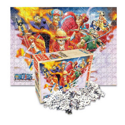 """3D PUZZLE  38 PIECES /""""Gift Box CRYSTAL PUZZLES Blue/"""""""