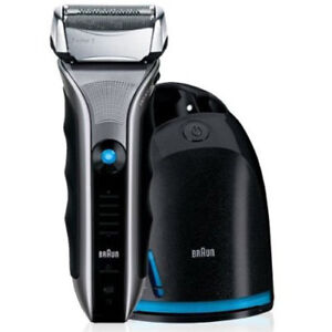 Braun Series 5 Shaver Cleaning Center / Charge Station