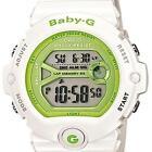 Womens White Baby G Watch