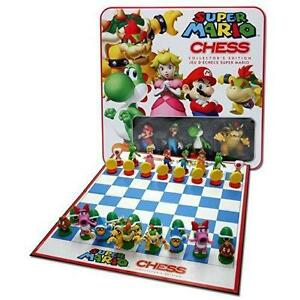 Super Mario-Collectors Tin Edition -Chess Game London Ontario image 2