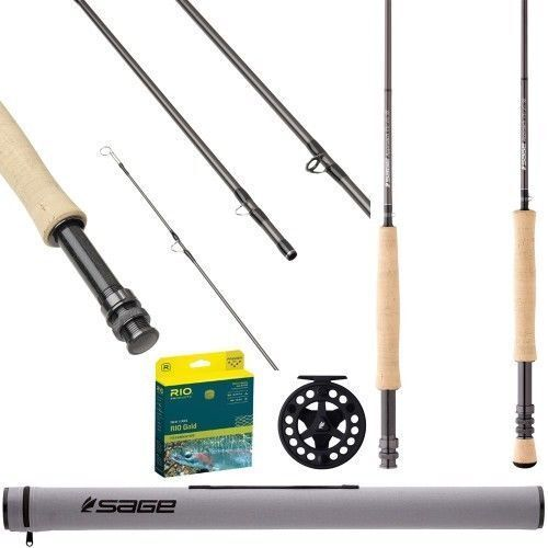 Top 5 fly rods for beginners ebay for Good beginner fishing rod