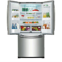Samsung Fridge. Stainless Steel