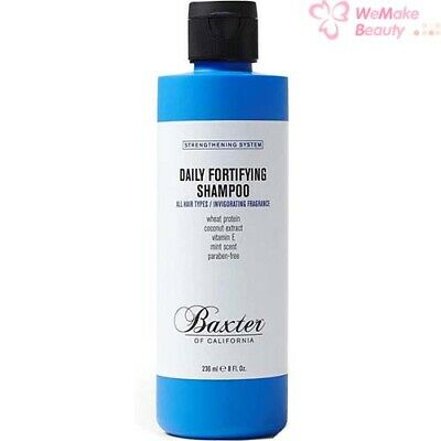 Baxter of California Daily Fortifying Shampoo 8oz / 236ml New In Box ()