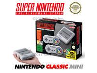 Super Nintendo Mini Classic SNES Entertainment System
