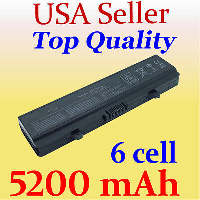 New 6 Cell Battery for Dell Inspiron 1525 1526 1440 1545 1546 1750 GW240 on Rummage