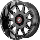 Asanti 20x9 Car and Truck Wheels