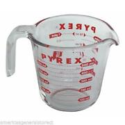 Glass Measuring Pitcher