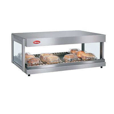 Hatco Grsdh-24 Multi-product Display Warmer W Horizontal Shelf 5 Divider Rods