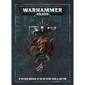 New Warhammer 40K Rulebook - 8th/current edition