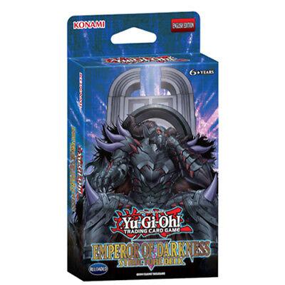 Yugioh Emperor Of Darkness Structure Deck Unlimited
