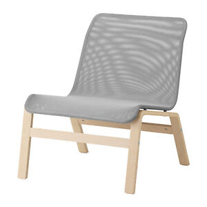 For Sale: 4 IKEA NOLMYRA Chairs (birch veneer)