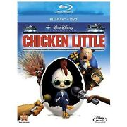 Chicken Little Blu Ray