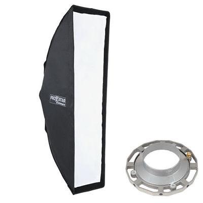 Striplight Softbox 30x120cm für Aurora/Bowens, faltbar Strip Light Softbox