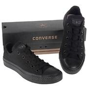Womens Black Converse