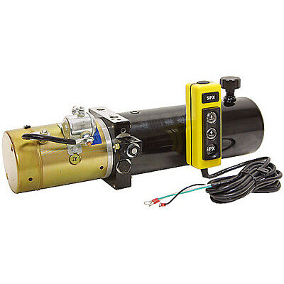 12 Vdc 1.3 Gpm 2500 Psi Spx Sa Power Pack 9-1479