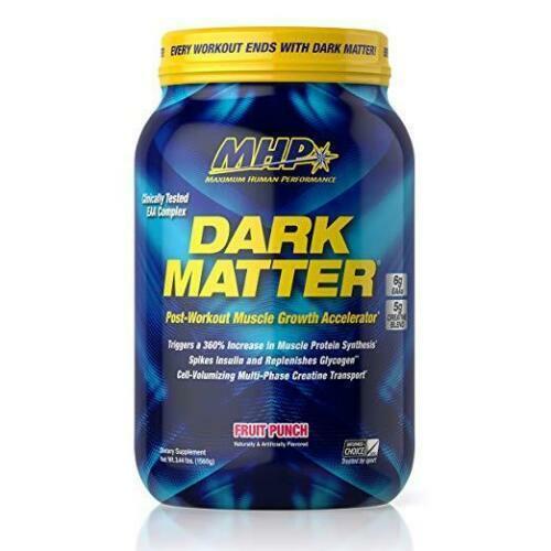 Dark Matter, Post-Workout Muscle Growth Accelerator, Fruit P