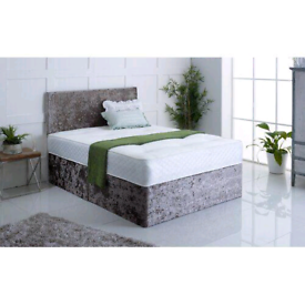 DIVAN BEDS SALE! UK MANUFACTURED Beds! FREE Headboards and Delivery!!