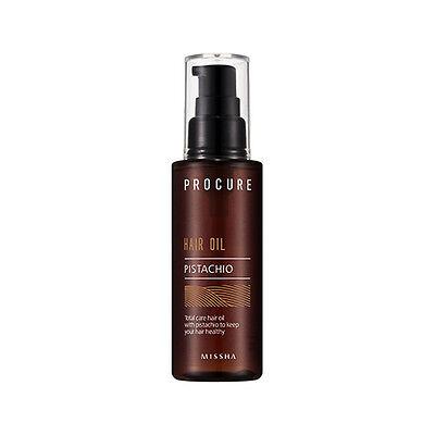 [Missha] ProCure Pistachio Hair oil 80ml
