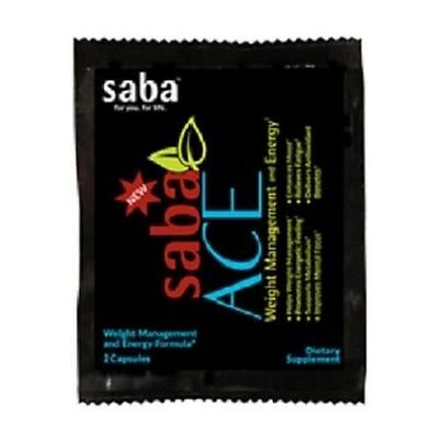 Saba  Ace Weight Loss Diet Pills 20 Count New Sealed Exp 05 18