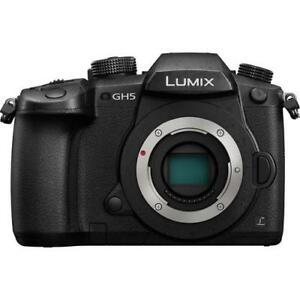 Panasonic GH5 body only BRAND NEW sealed in box